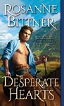 Rosanne Bittener's new book DESPERATE HEARTS