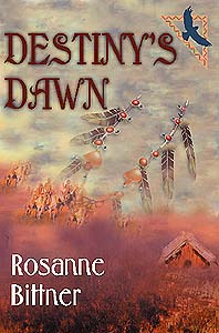 Destiny's Dawn, third and last book in the Blue Hawk Series.