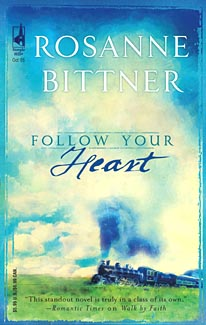 FOLLOW YOUR HEART paperback cover