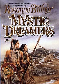 MYSTIC DREAMERS original cover