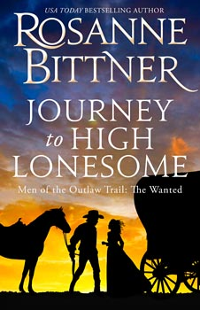 Cover for JOURNEY TO HIGH LONESOME