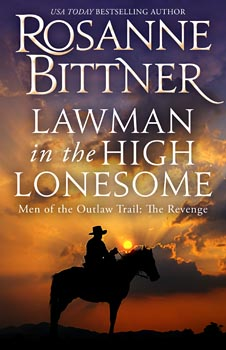 Lawman In The High Lonesome cover