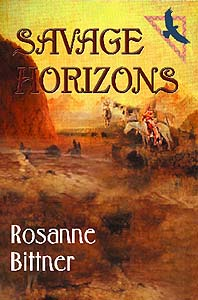 New cover, Savage Horizons