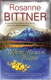 Where Heaven Begins has been reprinted in Hardcover by Severn House Publishers, Inc.